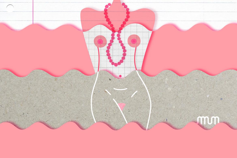 illustrazione-collage-digitale-sessualita-femminile