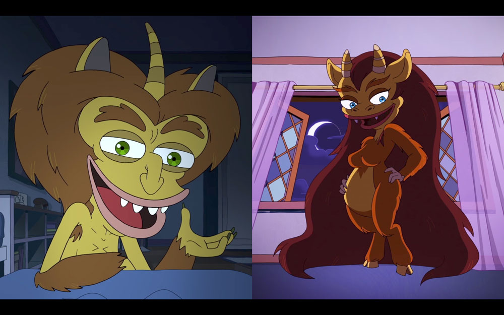 hormone monster big mouth netflix