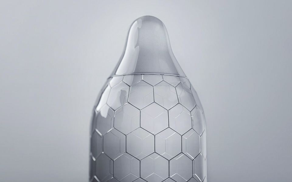 LELO HEX struttura esagonale