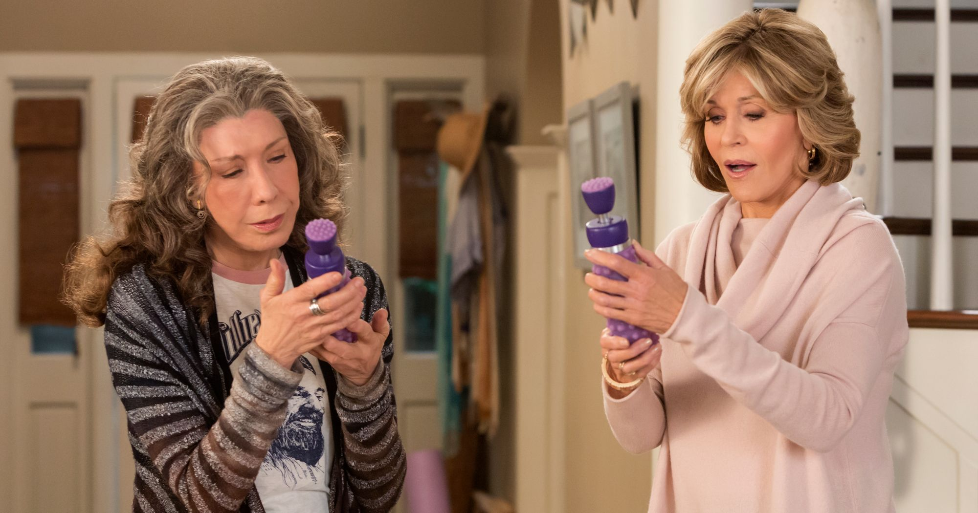 Grace and Frankie 3x03