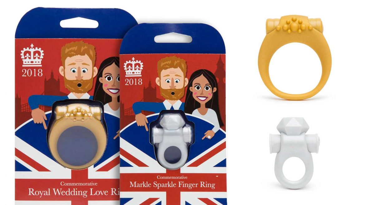 Royal Wedding Love Rings by Lovehoney