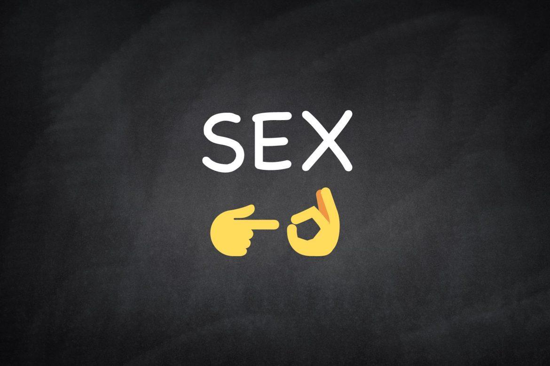 educazione sessuale con le emoji