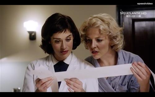 Scena da Masters of Sex 1x06