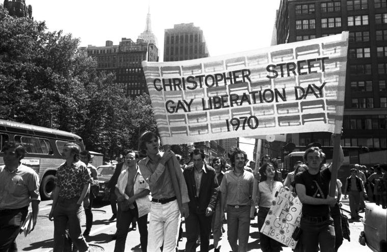 primo gay pride new york 1970
