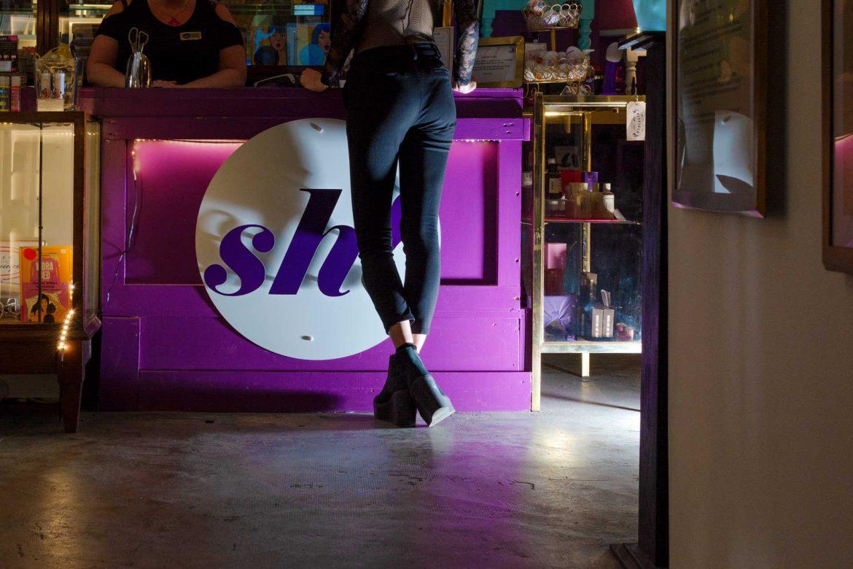 ingresso di Sh sex shop londra