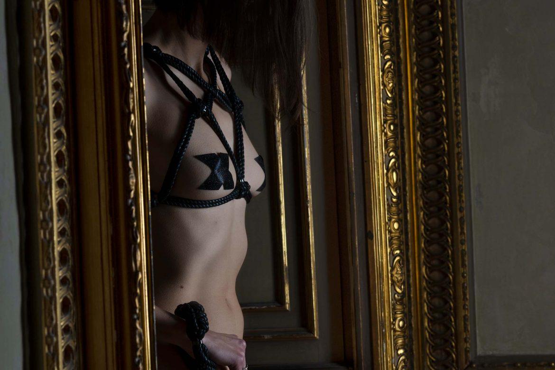 Shibari-Bondage-harness