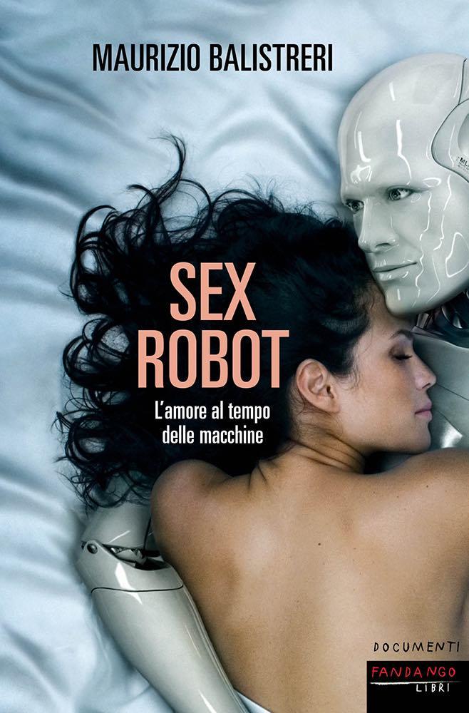 Copertina libro Sex Robot