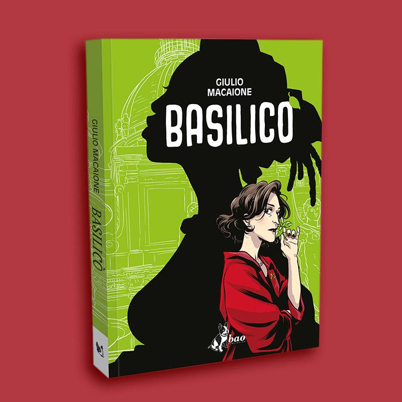 BAO publishing Basilicò Giulio Macaione