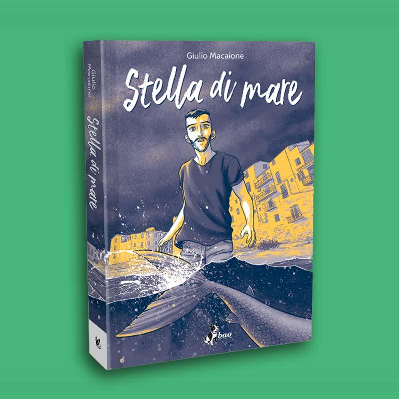 copertina libro Stella-di-mare-Bao-Publishing