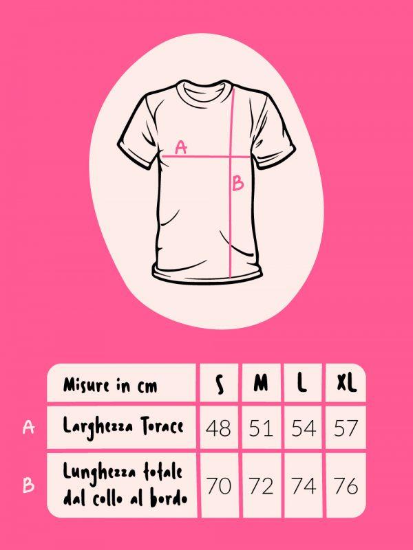Misure-t-shirt-Le-Sex-en-Rose