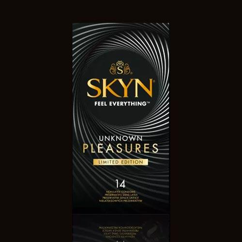 Preservativi senza lattice Skyn Unknown pleasure
